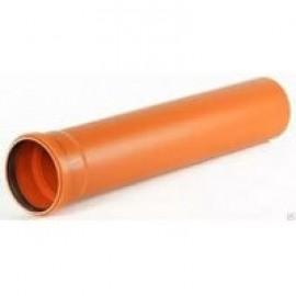 Труба рыжая 110х3,2х3000 мм