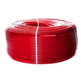 STOUT 20х2,0 PEX-a труба из сшитого полиэтилена с кислородным слоем, красная (240м)