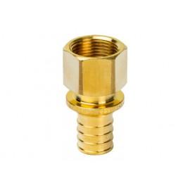 Переходник с внутренней резьбой для труб из сшитого полиэтилена 20хG3/4 Stout