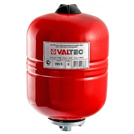 Баки мембранные для систем отопления 24 л Valtec