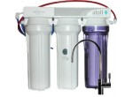 Трехступенчатые проточные фильтры питьевой воды ATOLL D-31 STD (A-313E)