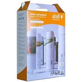 Набор картриджей ATOLL №202 для фильтра А-560Е, А-575E