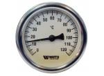 Термометр биметаллический WATTS T 63/50 0+120*С