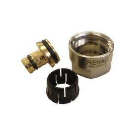 Резьбозажимное соединение Rehau Rautitan flex 16 x 2,2