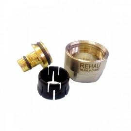 "Резьбозажимное соединение Rehau Rautitan stabil 20 x 2,9 x G 3/4"""