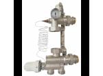 Насосно-смесительный узел для теплого пола TIM JH-1036